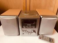 Goodmans DAB/CD Micro system