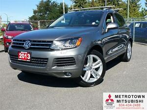 2013 Volkswagen Touareg 3.0 TDI Diesel Highline; Local, No accid