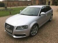 Audi a3 2.0tdi s line high spec