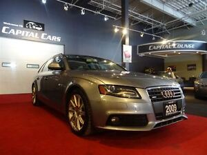 2009 Audi A4 SOLD!!! 2.0T AVANT PREMIUM WAGON / PANORAMIC SUNRO