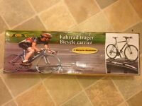 bicycle car carrier new boxed