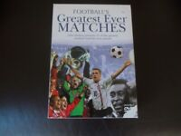 M & S DVD Football's greatest matches very good condition