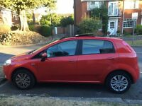 Fiat Grande Punto 1.4 | Automatic | Panoramic opening glass roof | 5 doors