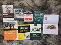GET INTO MEDICINE BOOKS - UKCAT, MEDICINE INTERVIEWS, PERSONAL STATEMENT, GUIDANCE & TIPS