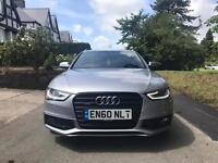 Audi A4 black edition dsg advant estate