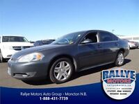 2011 Chevrolet Impala LS Trade-In! $ave @ Rallye!