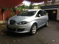 SEAT ALTEA. BARGAIN £1200 ono