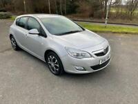 2011 Vauxhall Astra 1.6 Full fresh MOT
