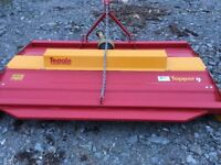 Teagle Shaft Driven Pasture Topper 9 *** EXCELLENT CONDITION *** Hardly used, purchased from new