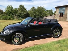 VW Beetle Convertible 50's Limited Edition 1.4 TSI