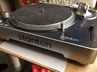 Stanton T60 Direct Drive Turntable (similar to T62)