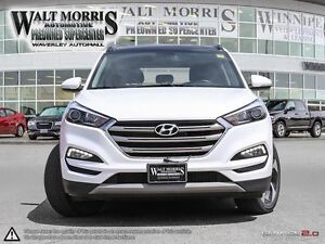 2017 HYUNDAI TUCSON SE: NO ACCIDENTS, ONE OWNER, LOCAL VEHICLE