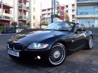 @@ STUNNING 2004 BMW Z4 2.5 CUSTOM ONE OFF ALPINA QUAD EXHAUST/ALPINA 18 INCH ALLOYS/ALPINA BADGED,@