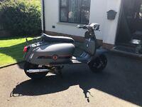 Scomadi TL125 , Scooter , Moped , Motorbike
