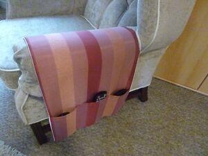 Tv Remote Control Holder Arm Cover Cap Antimacassar Sofa