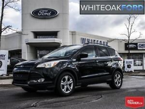 2015 Ford Escape SE, LEATHER, NAVI, 2.0L, 1.9%APR FOR 72 MOS