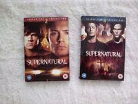 Supernatural Seasons 2 and 4