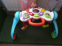 Vtech 3-1 baby walker