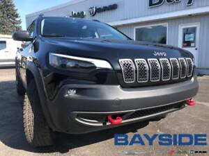 2019 Jeep New Cherokee Trailhawk | NAV |4X4 |BLUETOOTH