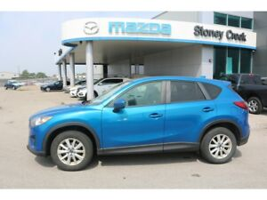 2014 Mazda CX-5 GS Moonroof Foglights Rear Cam Heated Seats