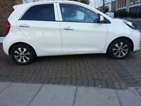 2015 (65) KIA Picanto 2 EcoDynamics 1.2 Petrol manual. Full Service History. One year MOT
