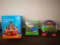 Water pool and toys bundle NEW