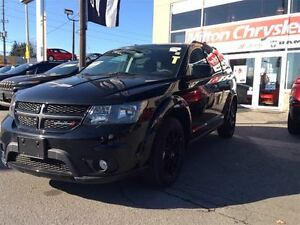 2016 Dodge Journey SXT BLACKTOP PKG V6 7 PASS Oakville / Halton Region Toronto (GTA) image 1