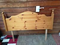 BRAND NEW Pinewood imperial double bed Headboard