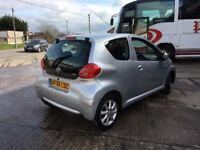Toyota Aygo 12 month Mot excellent condition BARGAIN