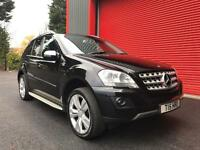 2009 MERCEDES ML CDI SPORT FACELIFT