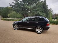 Bmw x5 3.0 diesel . Automatic. Top spec .
