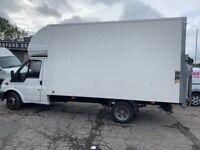House removals -Man & Van services Leeds