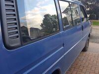VW T4 Transporter Caravelle SWB Tailgate Windowvan