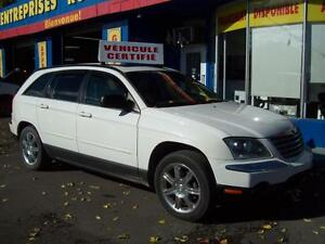 2006 Chrysler Pacifica AWD Touring