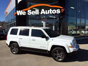 2015 Jeep Patriot High Altitude w/Leather & Sunroof *LOCAL*
