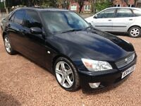 2000 LEXUS IS200 MOT JULY 2017! IMMACULATE CONDITION THROUGHOUT!