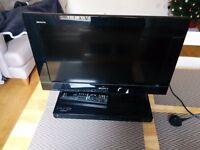 """SONY BRAVIA PX300 22"""" TV/DVD/PLAYSTATION 2 COMBO"""