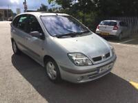 2003 RENAULT SCENIC AUTO. MOT. LEATHER. ALLOYS