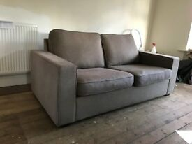 Medium sofa for sale - collection only