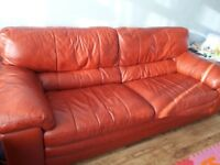 World of Leather Carolina 2 and 3 Seater Sofas