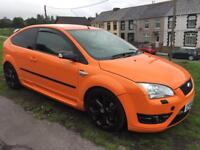 55 PLATE FORD FOCUS ST 300 MINT CONDITION