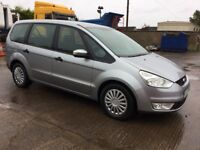 08 FORD GALAXY 1.8 TDCI LX 7 SEATER P/EX WELCOME
