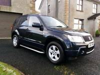 Late 2006 Suzuki Grand Vitara 1.9 DDiS, black, 5dr, low miles