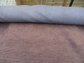 Upholstery Fabric-fire retardant- approx 9mtrs. Good quality