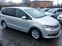 VOLKSWAGEN SHARAN SE BLUEMOTION, 2012, 7 SEATER *DRIVE THIS AWAY FROM £50 PER WEEK*