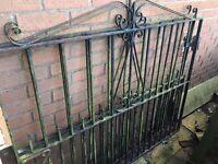 FREE Metal Gates