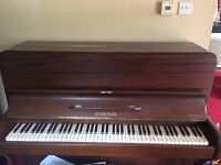 Upright Piano - Needs tuned - free