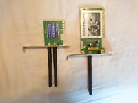 a couple of wifi cards