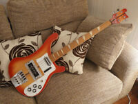 SWAP my Ricki 4001 Vintage bass for anything interesting, 40+ yrs old - THIS WEEKEND ONLY