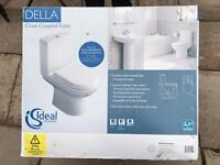 Ideal Standard Soft Close - Coupled Toilet WithSoft Close Seat